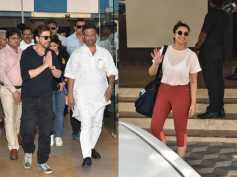 Parineeti Chopra Lunches With Friends; Shah Rukh Khan In West Bengal To Meet Mamata Banerjee