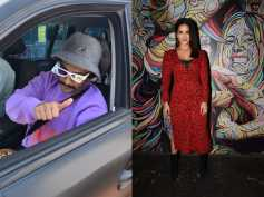 Ranveer Singh Gets Snapped Looking Quirky As Always; Sunny Leone Snapped At An Event