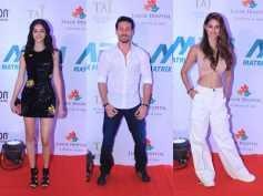 Tiger Shroff, Disha Patani, Ananya Pandey & Other Celebs On The Red Carpet Of Matrix Fight Night