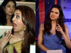 Awkward Pictures Of Deepika Padukone, Aishwarya Rai & Others Snapped At The Wrong Time