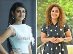 Are Priya Varrier & Noorin Shereef Not On Good Terms? The Wink Girl Speaks Up!