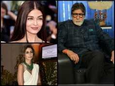 Aishwarya Rai & Shweta Bachchan Cannot DARE TO OPPOSE Amitabh Bachchan When He Does This!