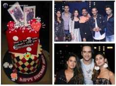 Anita Hassanandanis Birthday Bash: Divyanka-Vivek, Surbhi, Karan-Ankita, Nia & Others Attend!