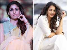 Nayanthara To Be Replaced By Anushka Shetty In This Big Budget Movie?