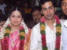Sangeetha and Krish tie the knot