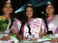 Deepika crowned Miss South India 2009!