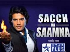 Sach ka Saamna claims a woman's life