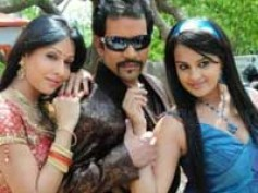 Tadakha, an action film with Dinesh
