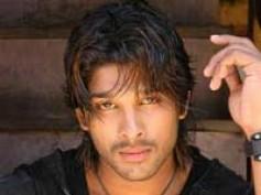 Allu Arjun's get-up for Arya 2 evokes interest