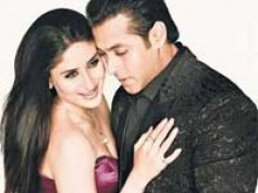 Salman and Kareena feature in jewellery ad