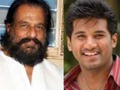 Yesudas sings for his son Vijay!
