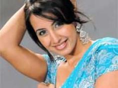 Sanjana bags a role in Mylari