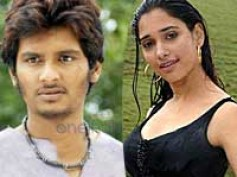 Jeeva and Tamanna pair up for the first time