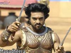 Magadheera's swords and shields are on auction