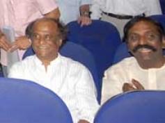 Rajinikanth attends Pen Singam special screening