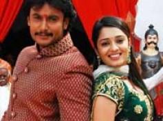 Nikitha Thukral teaming up with Darshan again