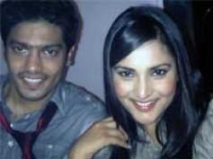 Ramya, Sathya shooting bachelor party song