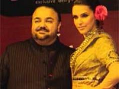 Bollywood faces at Bangalore Fashion Week 2010