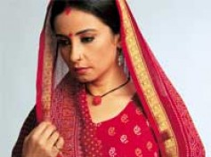 Divya Dutta's fall from a stair case