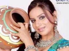 Pooja Gandhi doing a cameo in Jogayya