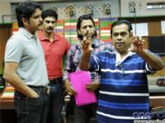 Nagarjuna's Gaganam releasing on November 5