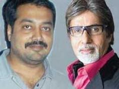 Anurag Kashyap at loggerheads with Amitabh Bachchan