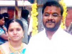 Director Ratnaja-Priyadarshini marriage