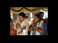Kadhal Kandhas hosts wedding reception