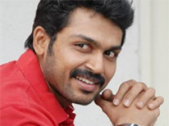 Karthi on a lookout for suitable girl