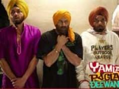 Yamla Pagla Deewana rocked at Indian and U.K. BO