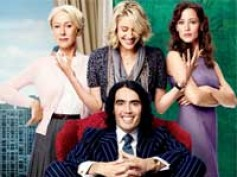 Arthur is a very different drunk: Russell Brand