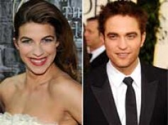 Robert Pattinson's naughty scenes with Natalia Tena