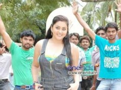 Namitha's fight against drug abuse in college