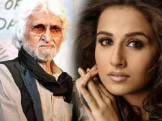 Vidya Balan heartbroken over MF Hussain's death