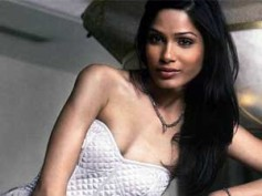 Freida Pinto joins 'Hear The World' campaign