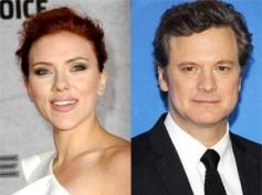 Colin Firth, Scarlett Johansson to star in Danny's Trance