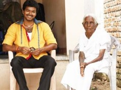 Vijay's Velayudham shoots at Goundamani's family abode