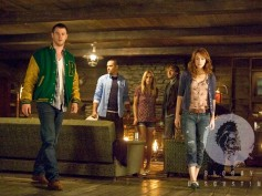 Chris Hemsworth's first look in Cabin in the Woods
