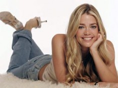 Denise Richards' lesbian affair with fellow celeb