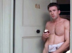 Chris Evans goes nude for What's Your Number?