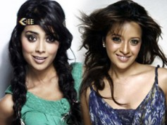 Shreya-Reema to groove for Vikram's Rajapattai