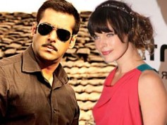 Salman's action in Bodyguard impresses Milla Jovovich