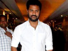 Prabhu Deva does it for Dhoni!
