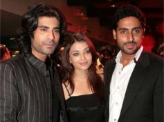 Sikander Kher bonds instantly with Aishwarya Rai-Abhishek's daughter