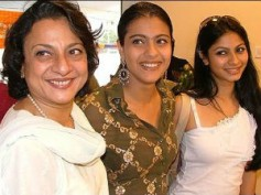 Kajol's mom Tanuja gets into trouble in drunken state?