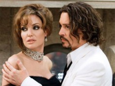 Angelina Jolie slept with Johnny Depp?
