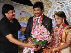 Aryan Rajesh marries Subhashini