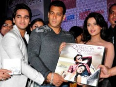 Salman Khan introduces Azim and Faith