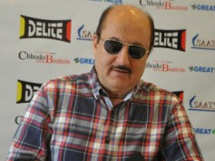 I asked for my character to be turned blind: Anupam Kher