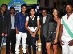 Sudhir Attavar's Parie premièred in Mumbai